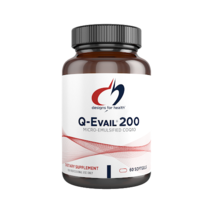 Q-Evail™ 200, 60 softgels